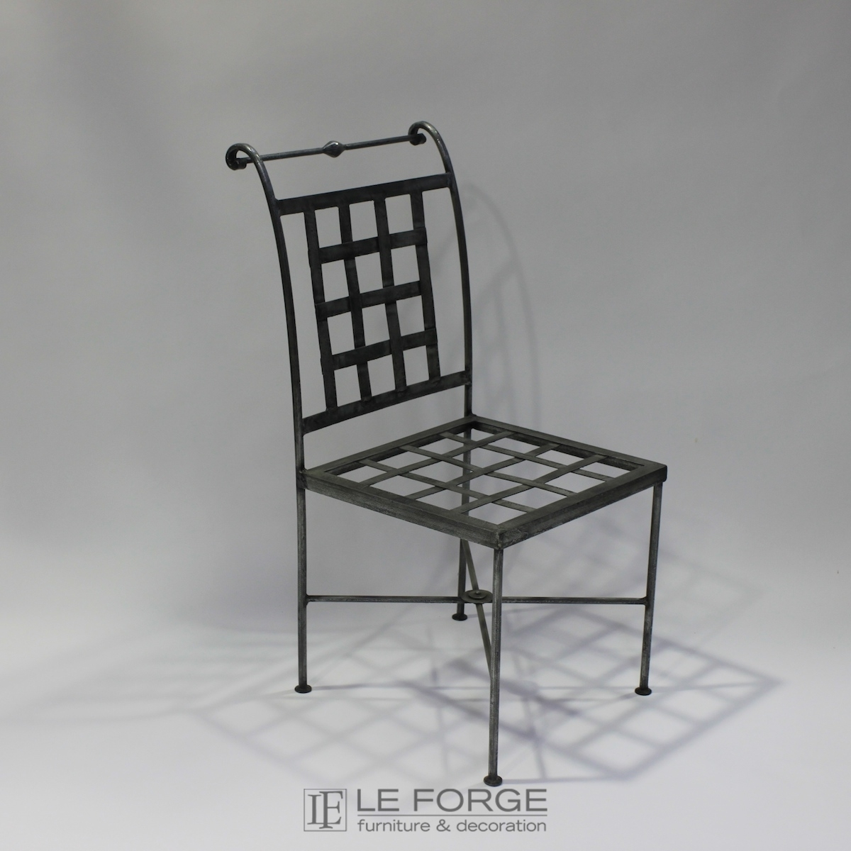 Wrought Iron Outdoor Furniture Australia Chairs Genoa Chair Hand Forged Steel