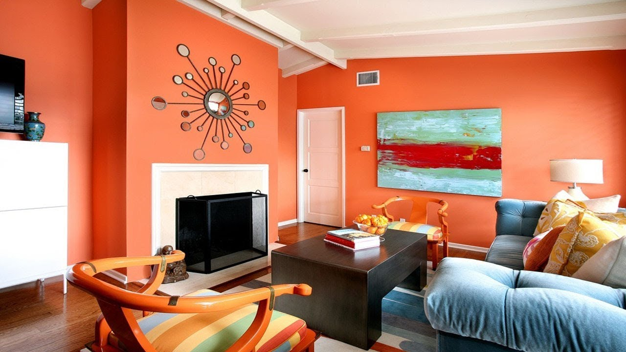 Color Combinations To Make Your Living Room Look Splendid