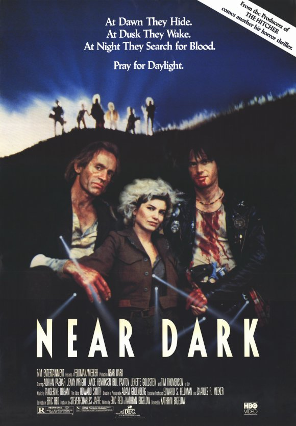 The Cars Band Cover Wallpaper Near Dark 1987 Movie Review