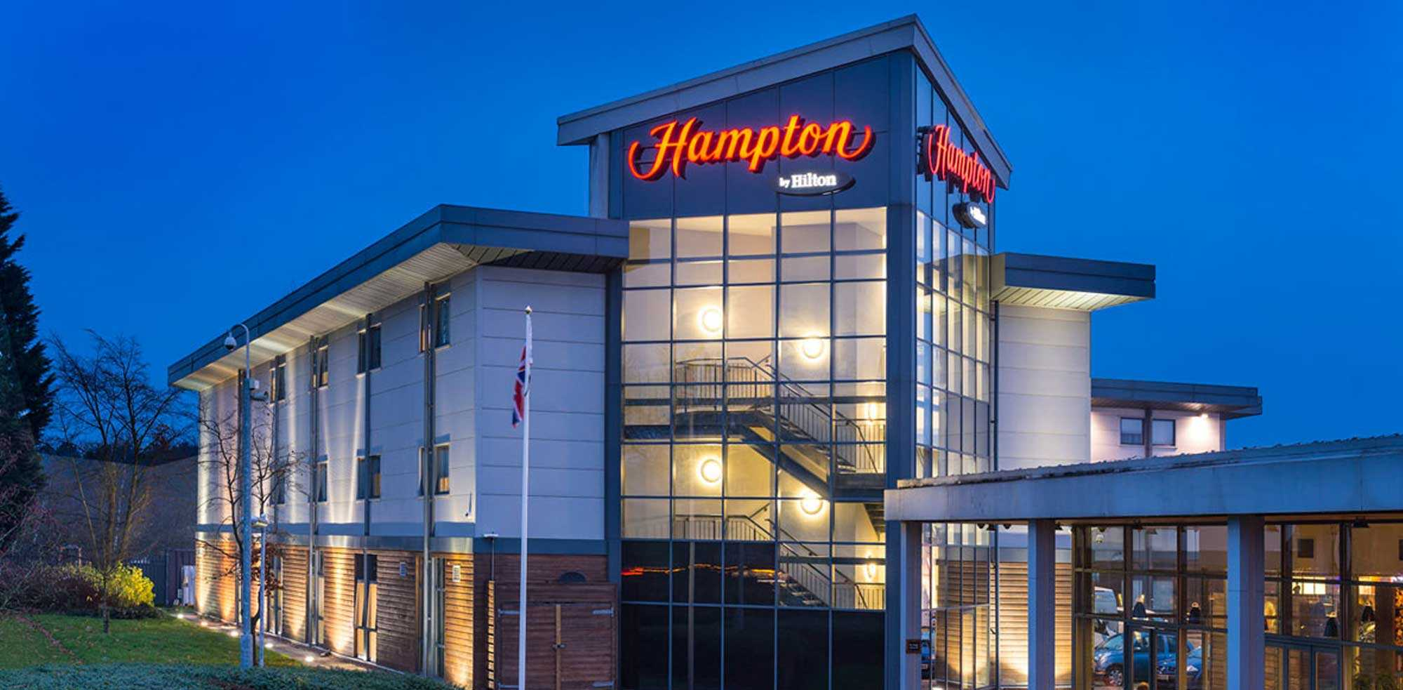 Bed And Breakfast Kettering Hampton By Hilton Hotelcorby Kettering Northants Legacy