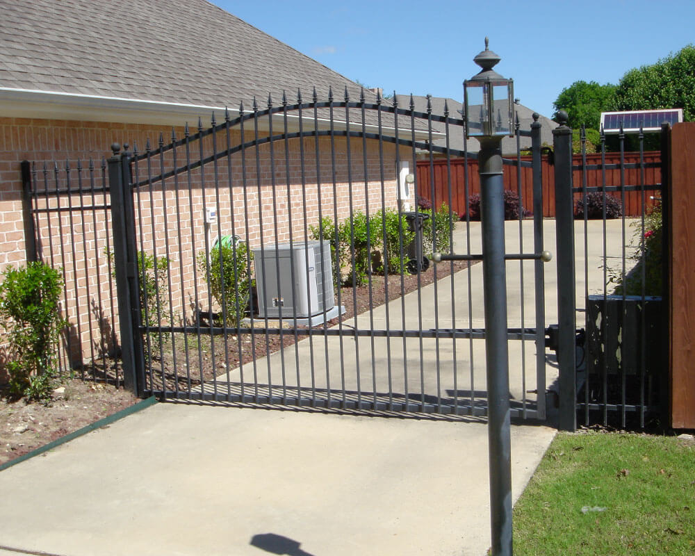 Automatic Gates Openers Residential Gate Installation Driveway Gate Automatic Gate Openers