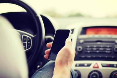 distracted driving lawsuit