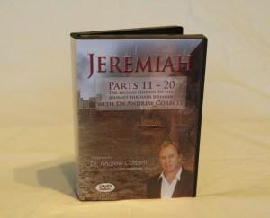 Dr Corbett's JEREMIAH DVD Series, Volume 2, Discs 11-20
