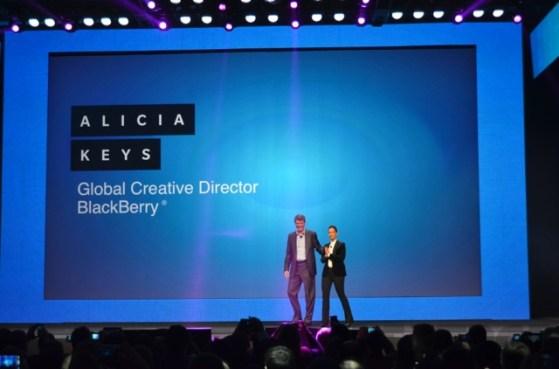 Alicia Keys: Global Creative Director di BlackBerry