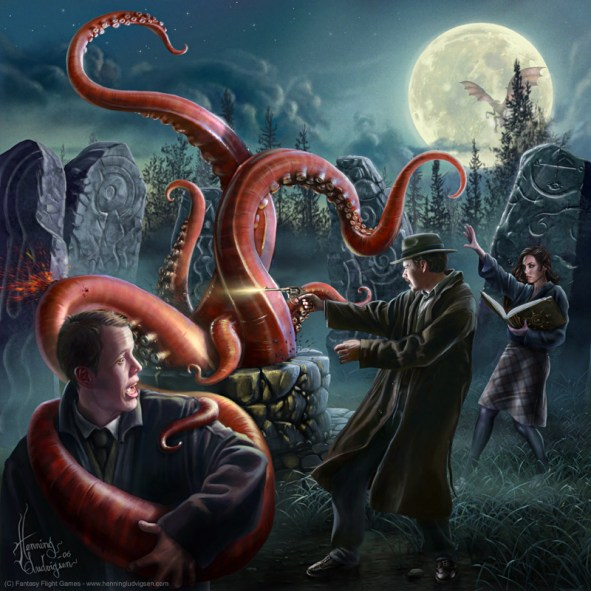 Call_of_Cthulhu__Arkham_horror_by_henning