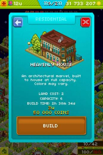 living-heavenly-house