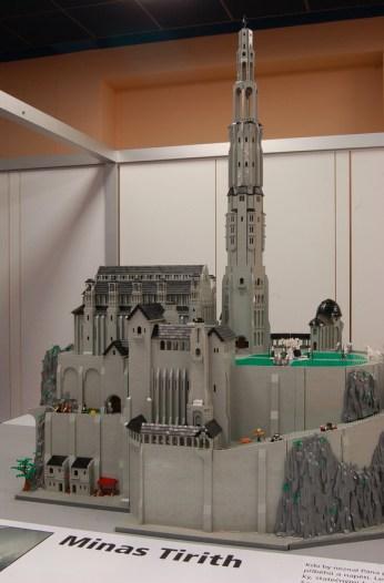 Lego Minas Tirith - 020