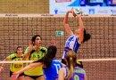 Las chicas del Club Voleibol Leganés firmaron su segunda victoria en casa