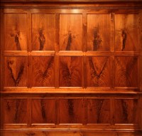 Plans to build Decorative Wood Wall Panels PDF Plans