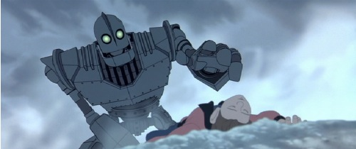 Black Modey Foreign Car Wallpaper Film Review The Iron Giant 1999 Animate This