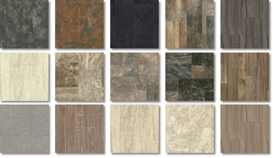 Luxury Vinyl Tiles Legends Flooring Interior