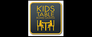 An MFGCast interview with Helaina and Josh Cappel from Kids Table Board Gaming