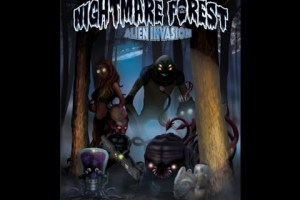 An MFGCast interview with Dave Killingsworth from SolarFlare Games about Nightmare Forest: Alien Invasion