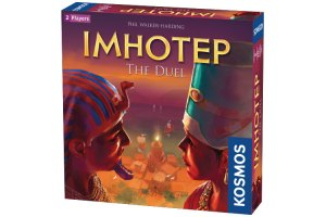 The MFGCast Reviews Imhotep The Duel