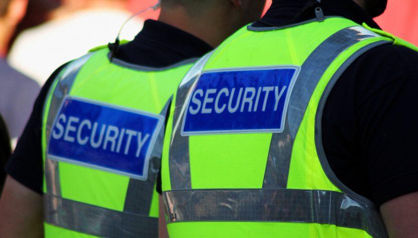What Is the Average Security Guard Job Description?