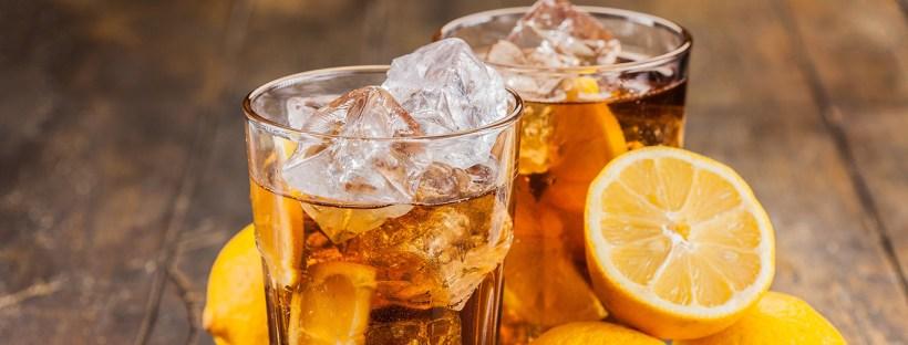 Thé Glacé fait maison GentleCat bar à chat lyon thé vente de thé thé en vrac neko café neko bar