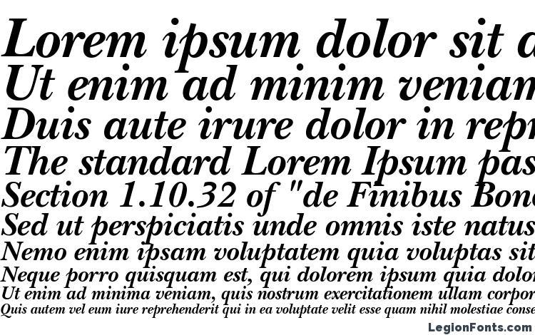 ITC New Baskerville LT Bold Italic Font Download Free / LegionFonts