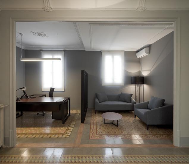 Consejos para decorar tu despacho jur dico fotos ideas y for Ideas para despachos