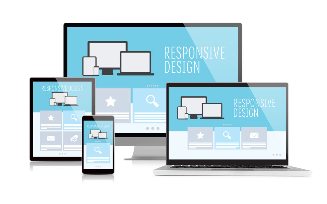 SEO, UX  Mobile-Friendly Website Design Legit Click Media - Responsive Media