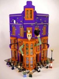 farces pour sorciers factieux   Les bricks de Sverine Rogue