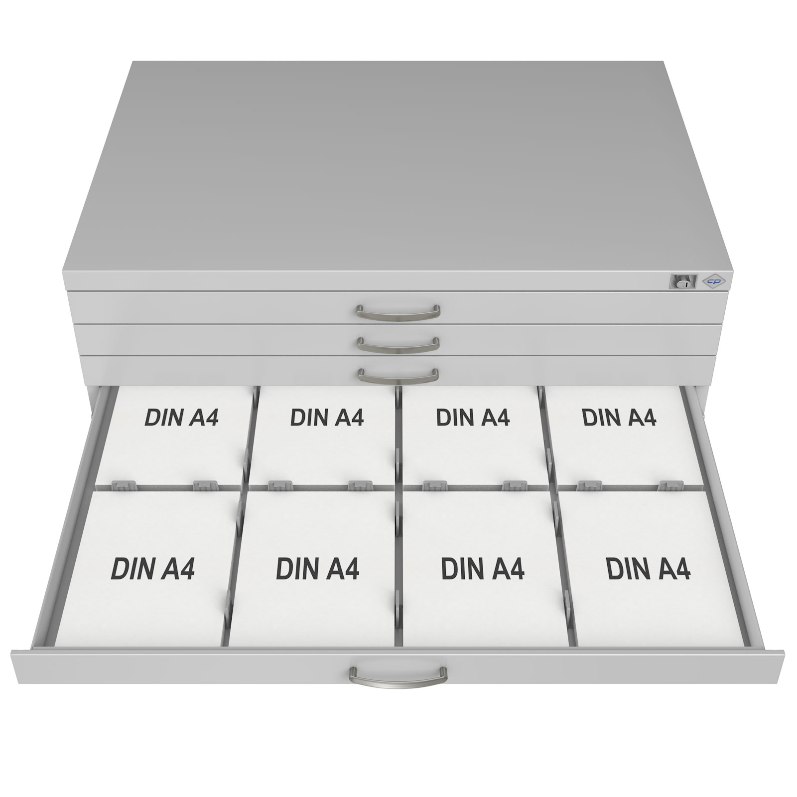 A A1 Din Partition Systems For Plan Chest Din A1