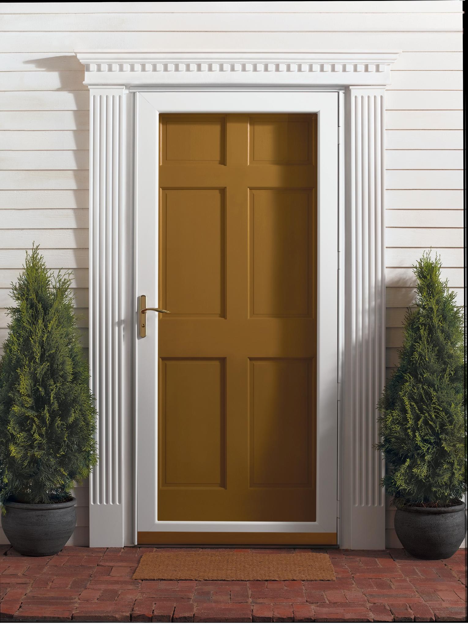 2037 #805F30 Full View Storm Doors Doortodump.us picture/photo Full View Entry Doors 43691529