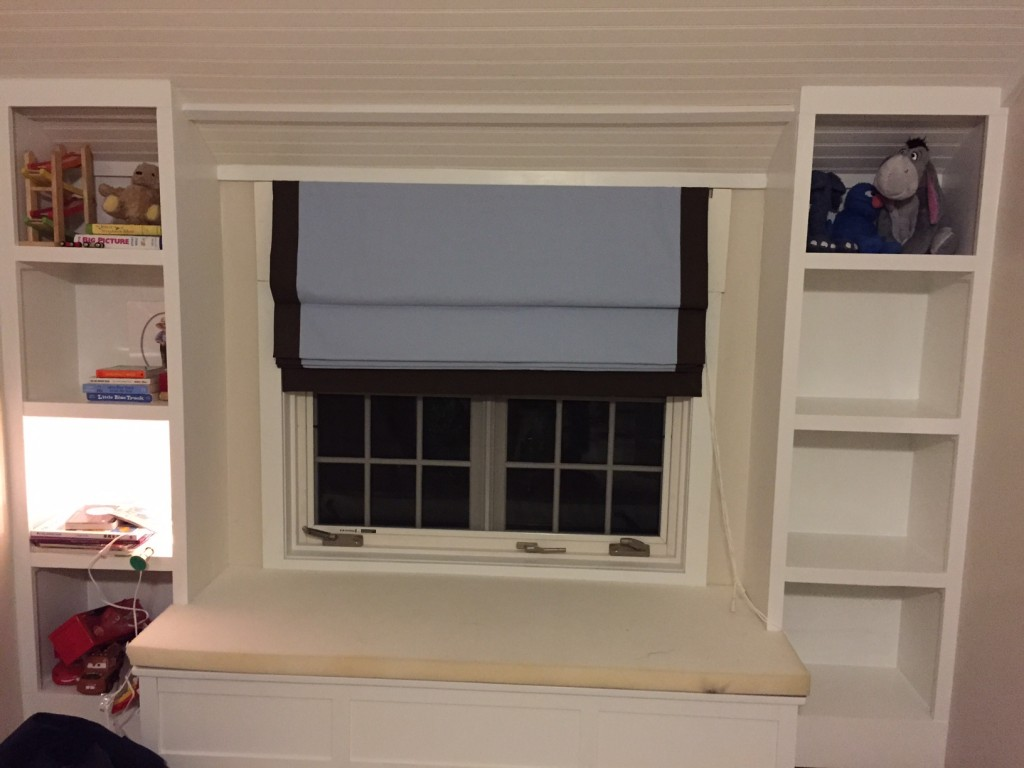 Window Seat Bookshelf Diy How To Build A Window Seat And Built In Bookcases Tucker S