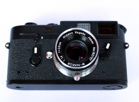 Richard Kalvar Leica