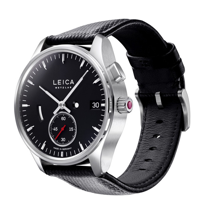 Breaking Leica L1 and L2 watches announced - Leica Rumors