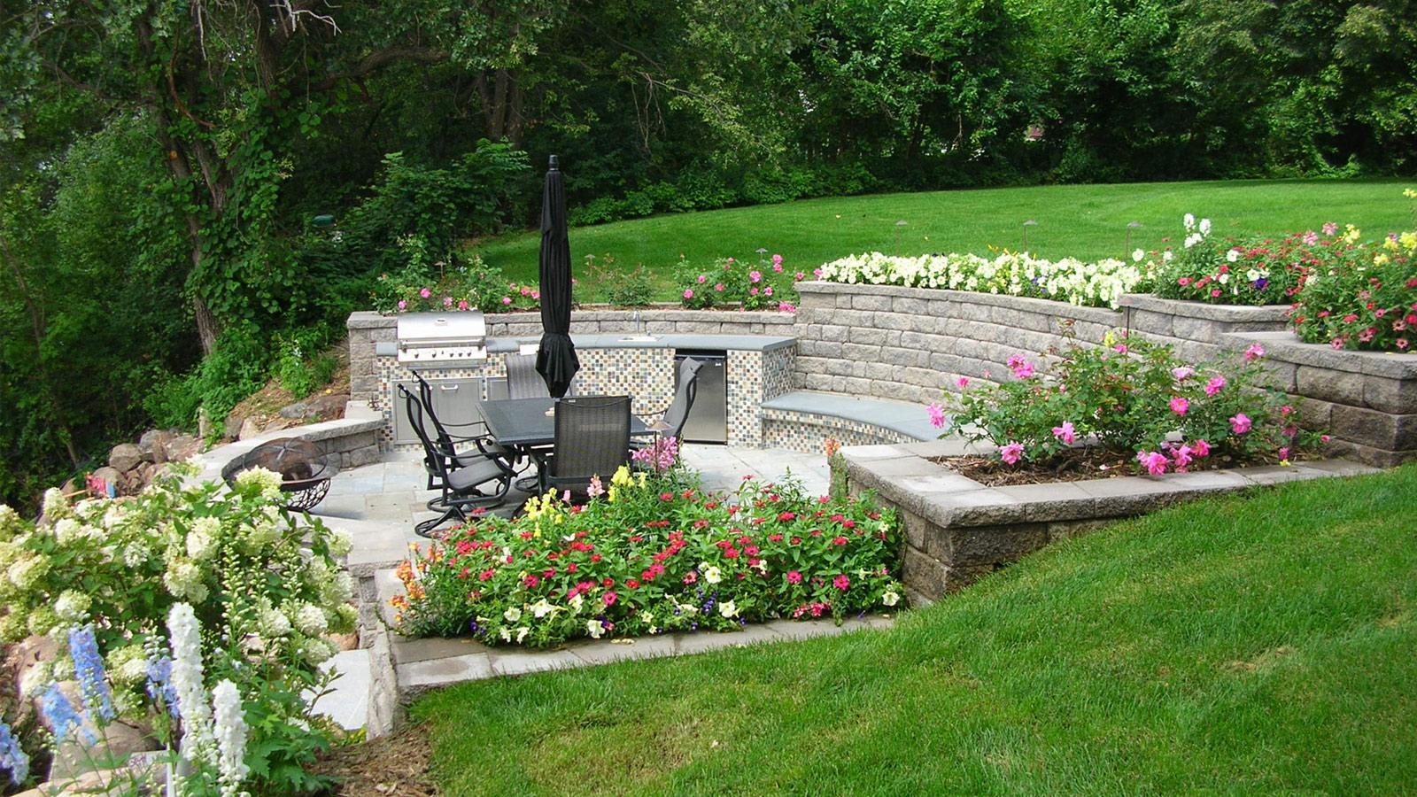Garden Ideas For Minnesota large garden design ideas joy studio design gallery best design