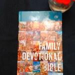 Giveaway: ESV Family Devotional Bible