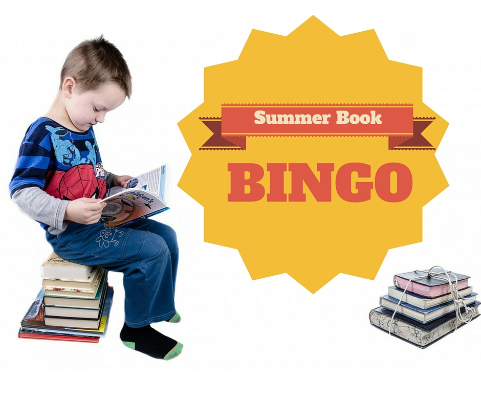 Summer Book Bingo