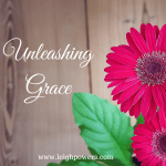 Unleashing Grace–Guest Post by Bobi Ann Allen
