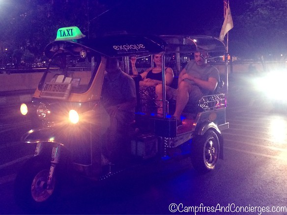 Expique - Bangkok Night Lights TukTuk Tour