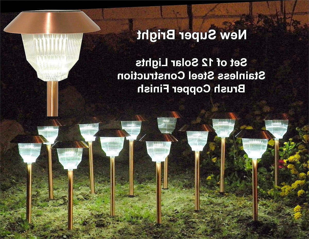 Outside Solar Lights View Gallery Of Modern Outdoor And Garden Solar Lights Showing 18