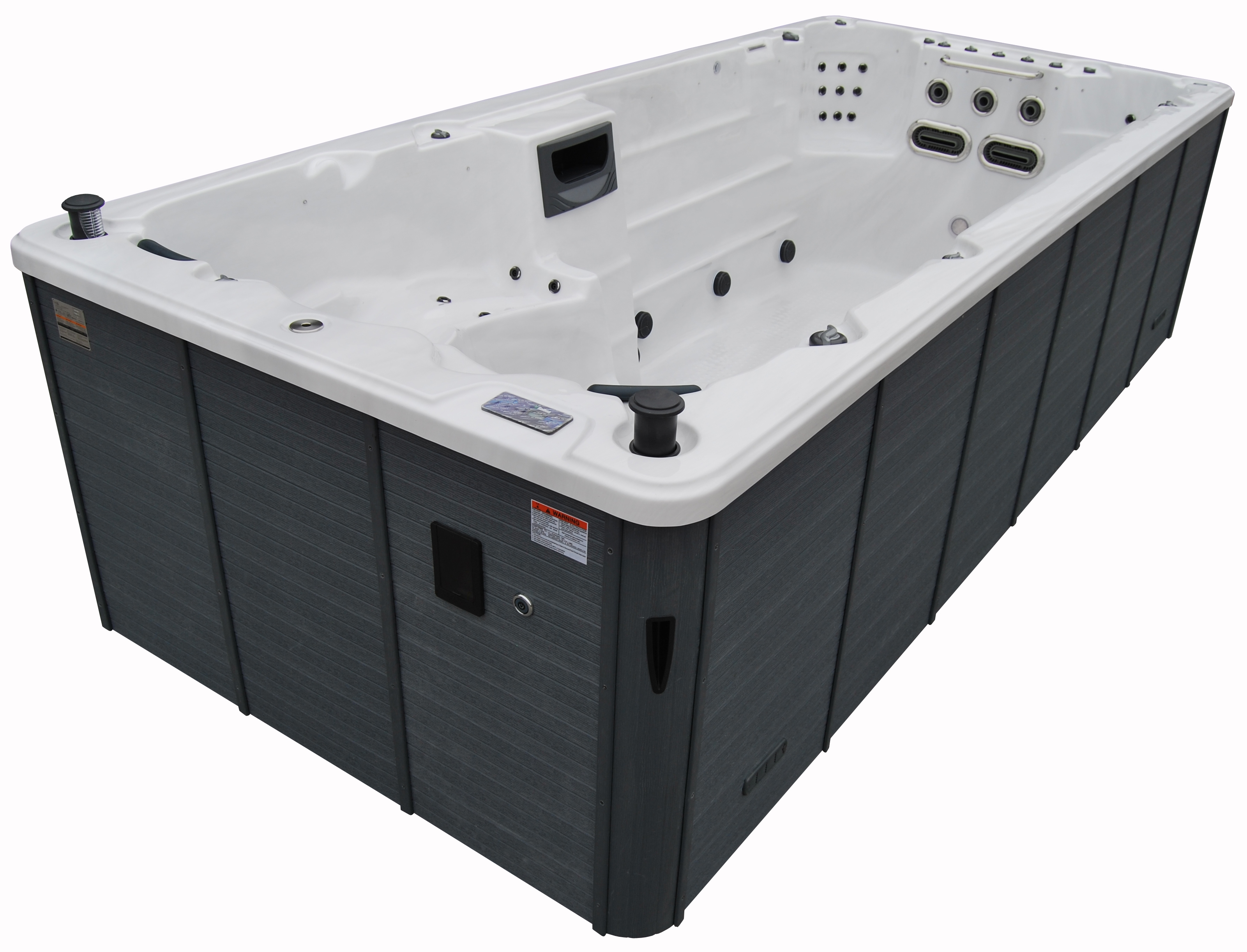 Whirlpool Outdoor Swim Spa Ss 16 Swim Spa Leisure Industries