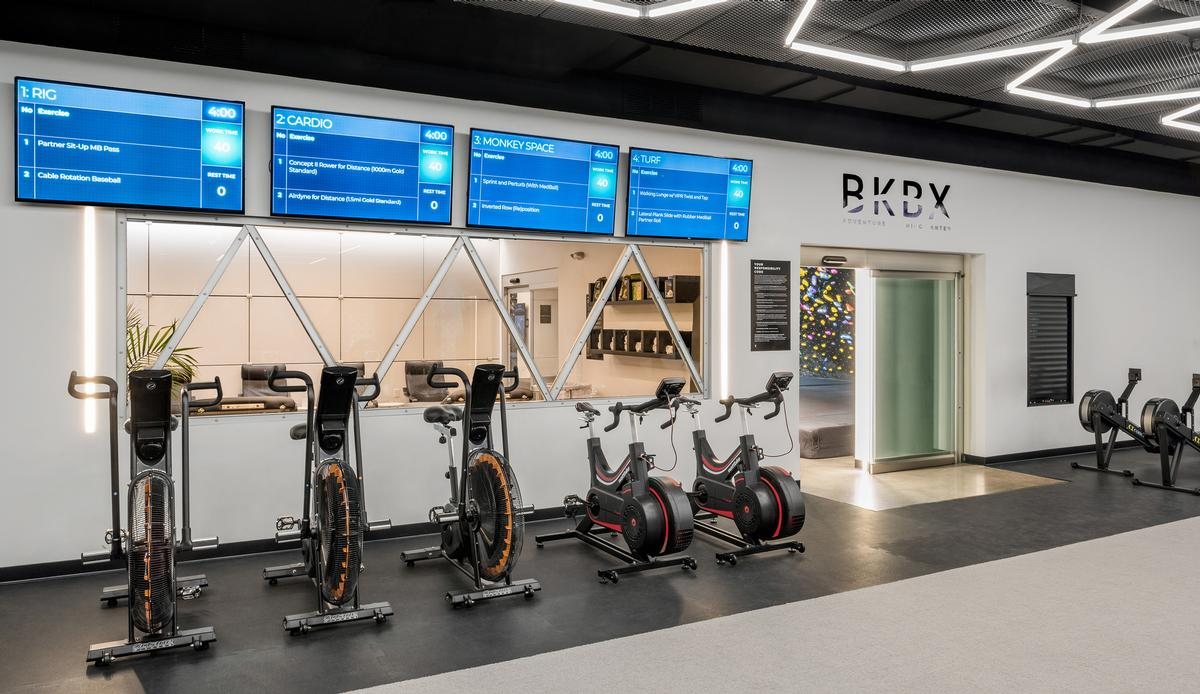 Arrowstreet Design Adventure Gym With First Of Its Kind Recovery Centre Architecture And Design News Cladglobal Com
