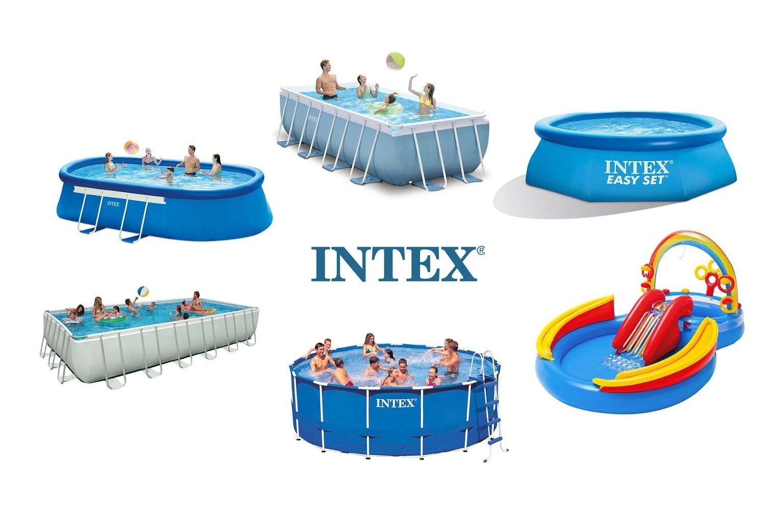Filterpumpe Pool Amazon Top 6 Best Intex Above Ground Pools Inflatable Framed Review 2019