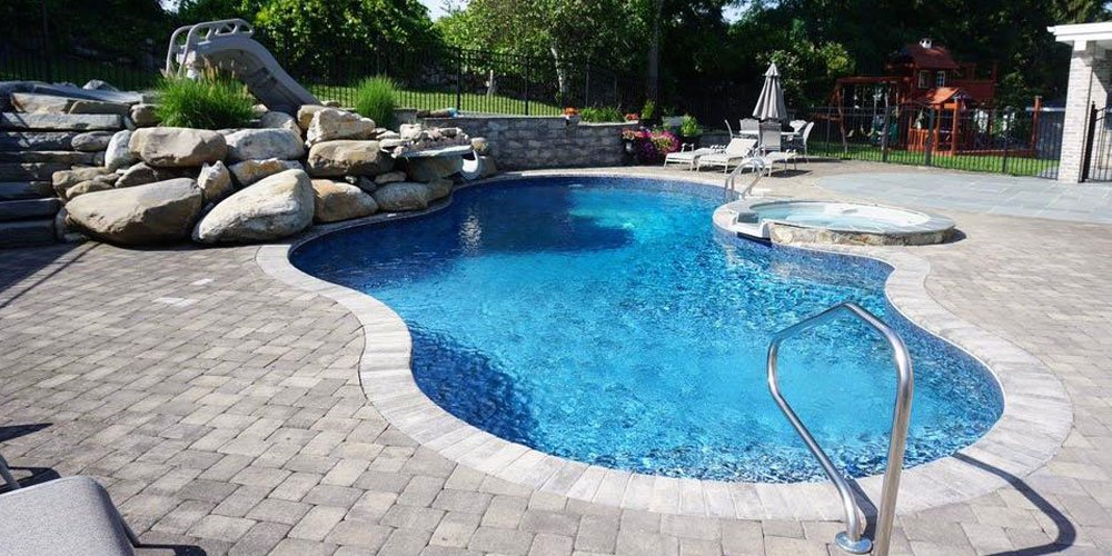 Pool Teich Swimming Pools - Leisure Tech
