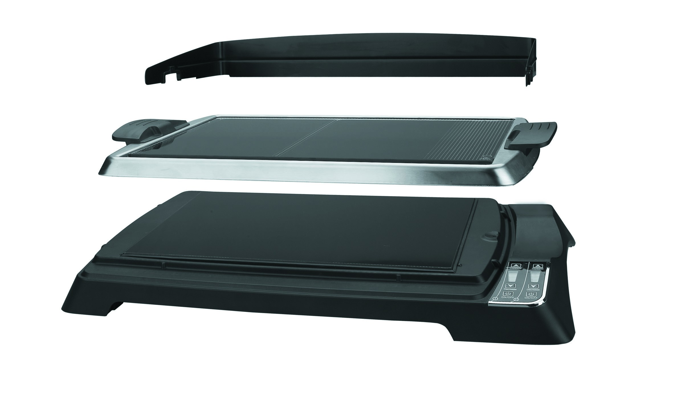 Plancha Fonte Aluminium Plancha Induction