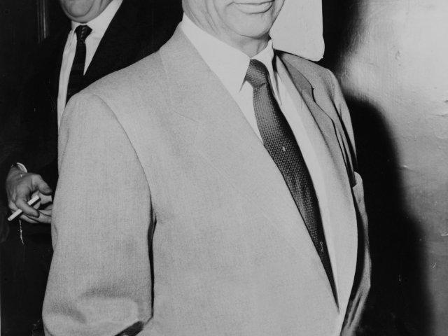 Les Stars de la Mafia : Meyer «The Brain» Lansky FR (49.24)