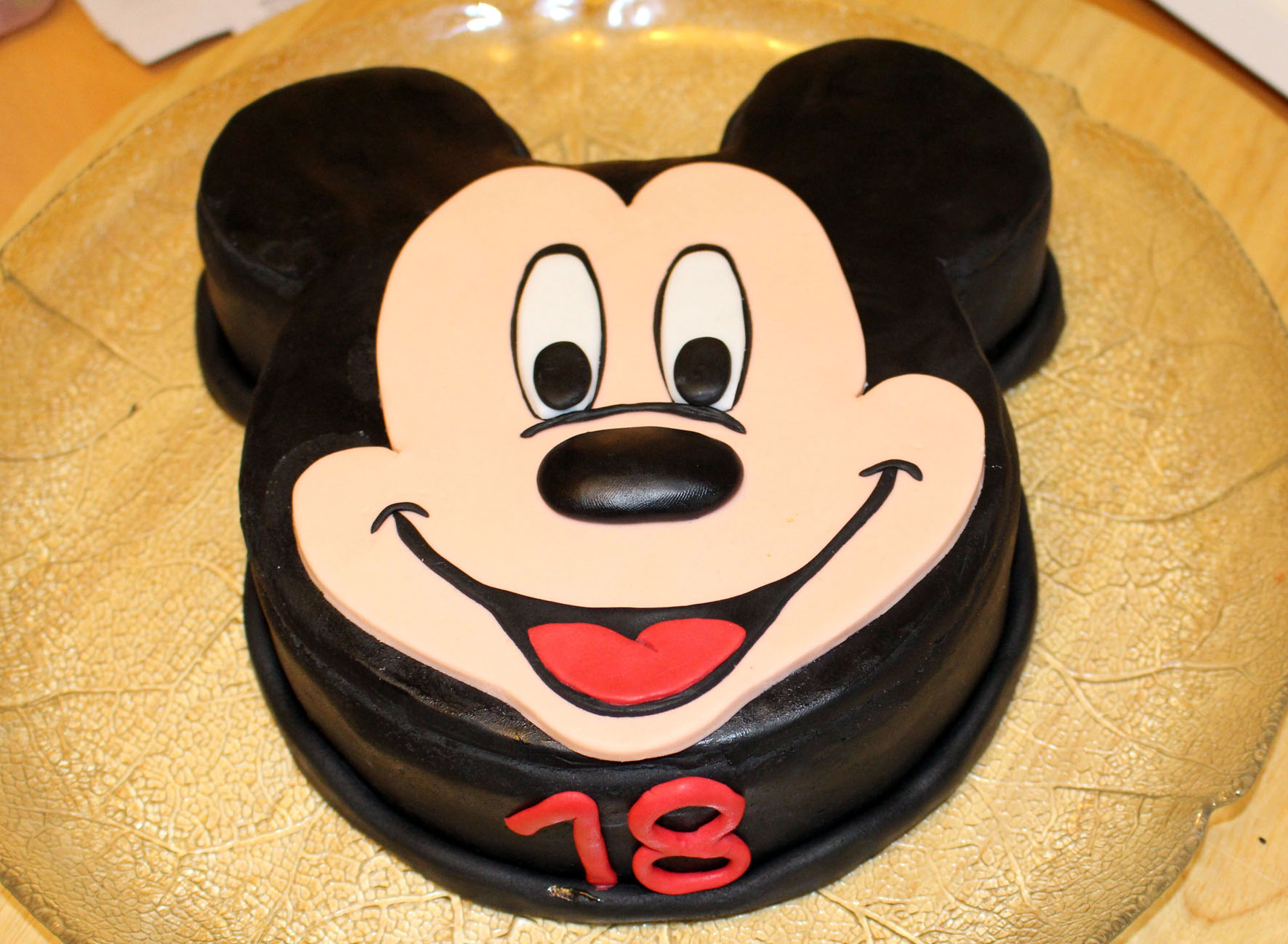 Minnie Mouse Küche Mickey Mouse Kuchen Lekrativ