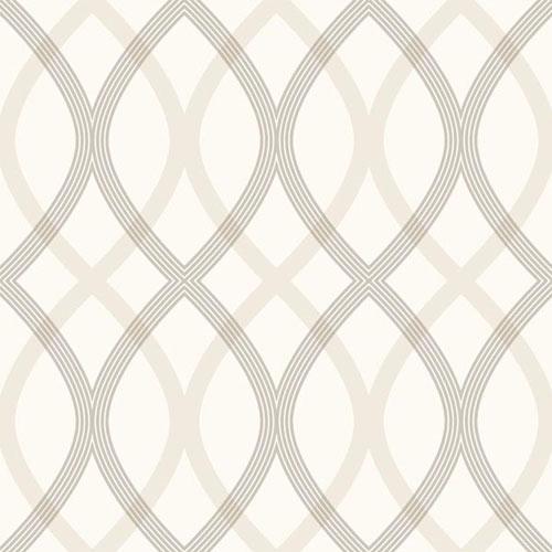 Black Grey Cream Stripe Wallpaper Contour Lattice Wallpaper Lelands Wallpaper