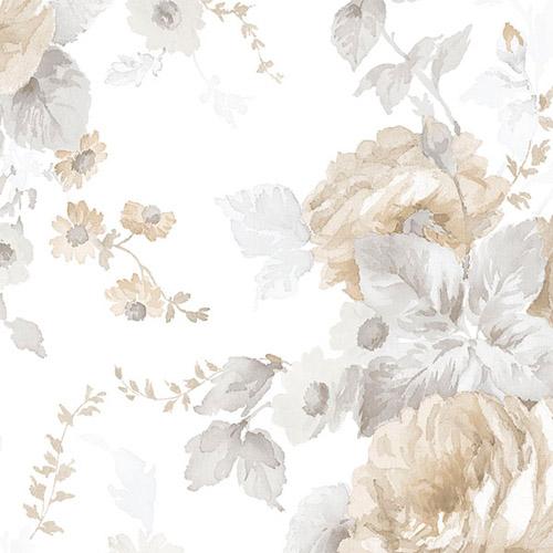 Single Rose Wallpaper Hd Cabbage Rose Wallpaper Lelands Wallpaper