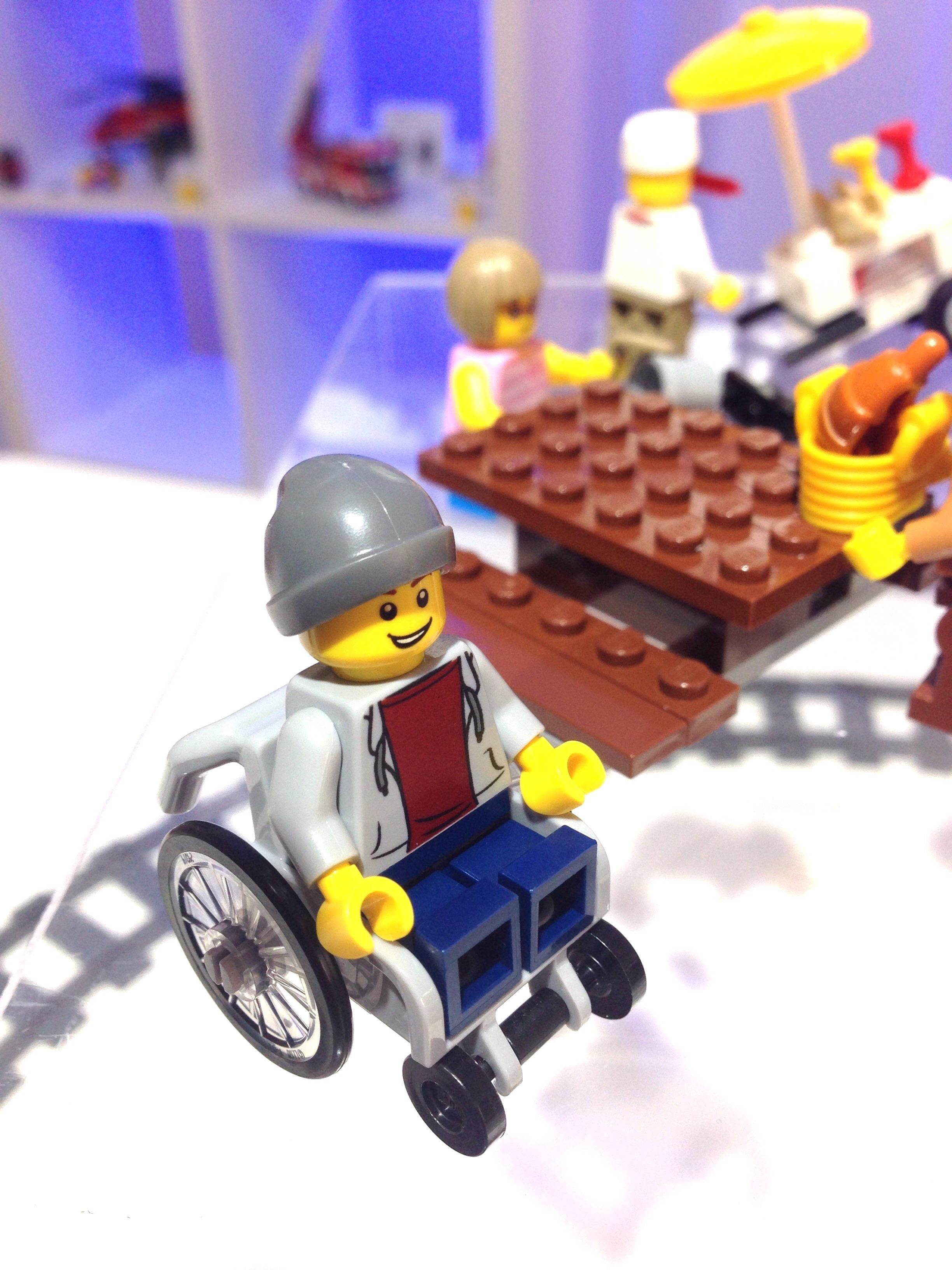 LEGO HANDICAPE