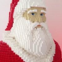 Père Noel en LEGO