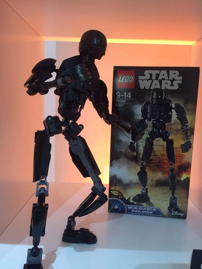 LEGO STAR WARS - K2SO - Référence 75120 (environ 25 €)