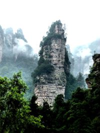 Rock Pillars: Zhangjiajie  (China) [56]
