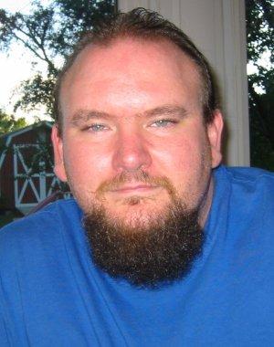 John LeMasney at over 300 pounds, September, 2002