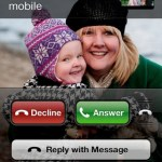 call interface of iOS 6